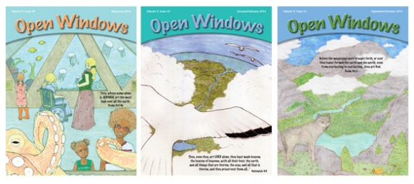 Open Windows Magazine Free Samples