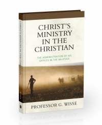 Christ's Ministry In The Christian