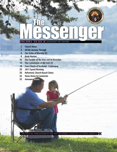 July/August 2011 Messenger
